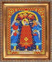 """Схема для вышивки бисером """"Пресвятая Богородица Прибавление ума"""" И-5030"""