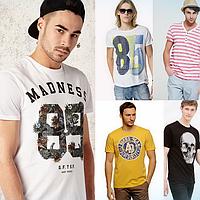 Мужские футболки НОРМА производство Украина