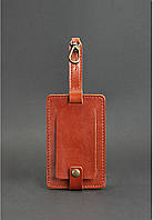 Бирка для багажа Бланк-тэг (Коньяк), фото 1