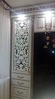 Декоративные резные панели, решетки и перегородки МДФ, макет 2