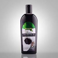 Масло черного тмин для волос HEMANI Blackseed Hair Oil. +Масло кокоса. Для роста и от выпадения волос