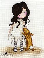Набор для вышивания Bothy Threads XG6 Gorjuss I love You Little Rabbit