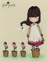 """Набор для вышивания """"Последняя роза """""""