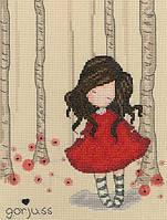 """Набор для вышивания """"Маки в лесу"""""""