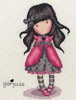 Набор для вышивания Bothy Threads XG23 Gorjuss Ladybird