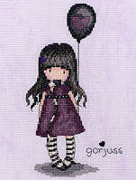 Набор для вышивания Bothy Threads XG25 Gorjuss The Balloon