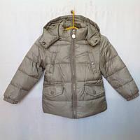 Демисезонная куртка для мальчика 3-6 лет Розница +80гр, фото 1