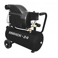 Компресор повітряний, робочий тиск 8,1бар, об'єм бака 24 л, продуктивність 11,88 м3/год (шт)