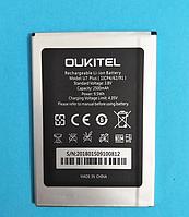 Оригинальный аккумулятор (АКБ, батарея) для Oukitel U7 Plus | U7 Max 2500mAh
