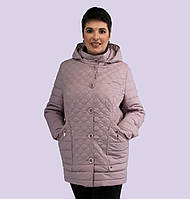 Женская демисезонная куртка. Модель 159. Размеры 54-60