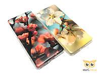 Силиконовый чехол Sakura для Sony Xperia XA F3112