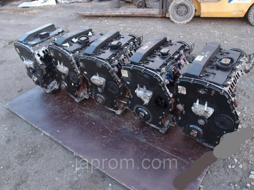 Мотор (Двигатель) Ford Mondeo MK3 рестайл 2004-2008г.в. 2.0 TDCI 4S7Q / HJBC 115-130KM