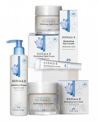 Программа по уходу: «Гиалуроновая кислота для увлажнения кожи 25+» * Derma E (США) , фото 2