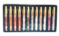 Набор Жидких Матовых Помад Kylie Interpretation of The Beautiful 12 оттенков, фото 1