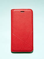 Чехол-книжка для смартфона Samsung J5 Prime G570F красная