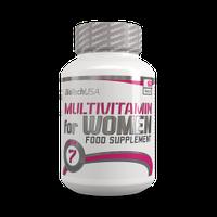 Витамины для женщин Multivitamin for Women Без вкуса Количество: 60 шт