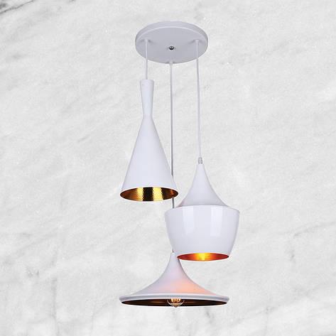 Люстра в стиле лофт (54-6403-3 WH), фото 2