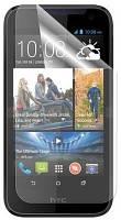 Защитная пленка для HTC Desire 210 - Celebrity Premium (clear), глянцевая