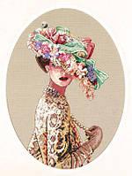 Набор для вышивания  Викторианская элегантность