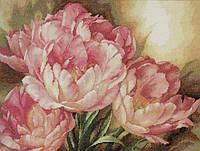 Набор для вышивания Трио тюльпанов