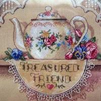 Набор для вышивания Чайничек