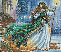 Набор для вышивания Woodland Enchantress - Лесная нимфа