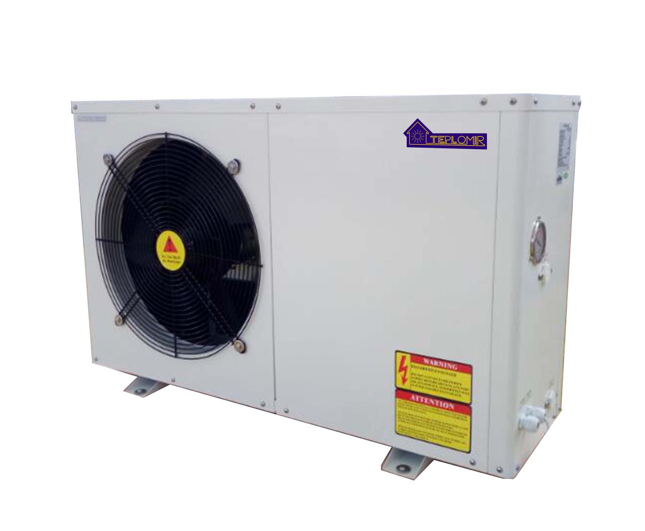 Тепловой насос воздух-вода TEPLOMIR TFA02