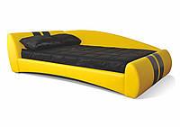 """Кровать с подъёмным механизмом """"Формула"""" Corners (кровать для мальчика машинка)"""