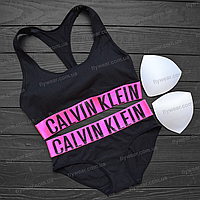 Спортивный комплект белья Calvin Klein (съемный пуш-ап)