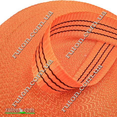 Лента буксировочная для стяжных ремней 1,5 тонны  - 40 мм х 50 метров (бухта), фото 2