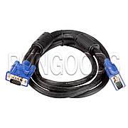 Экранированный кабель VGA-VGA 1,5m