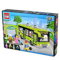 """Конструктор Brick Enlighten 1121  """"Остановка"""", 420 дет, фото 1"""