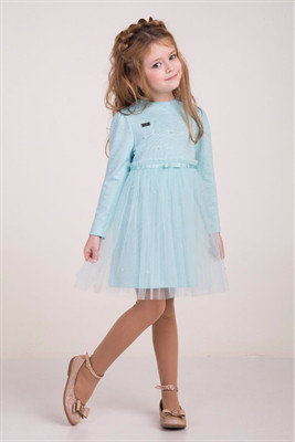 cc32dd5bf Детское нарядное платье Ангелина Suzie, бирюза,92р.: продажа, цена в ...