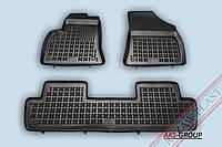Ковры салона Peugeot 5008 I 2009 - 2017 Rezaw-Plast 201307