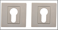 Накладка под ключ (цилиндр) Nomet T-003-121 G6 хром матовый