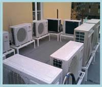 Установка  и обслуживание вентиляции и кондиционирования.
