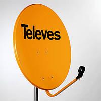 Спутниковая офсетная антенна Televes 650 OFFSET, ref. 753510