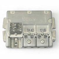 Ответвитель TAP 2 (5-2400МГц) 12 дБ , Televes (5425) арт.50344