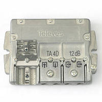 Ответвитель мультидиапазонный TAP4 (5—2400 МГц), Televes