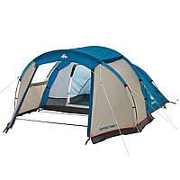 Палатка семейная, кемпинговая, намет кемпінговий Quechua Arpenaz Family 4