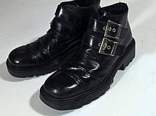 Ботинки мужские 41 размер VERA GOMMA(ITALY), фото 2