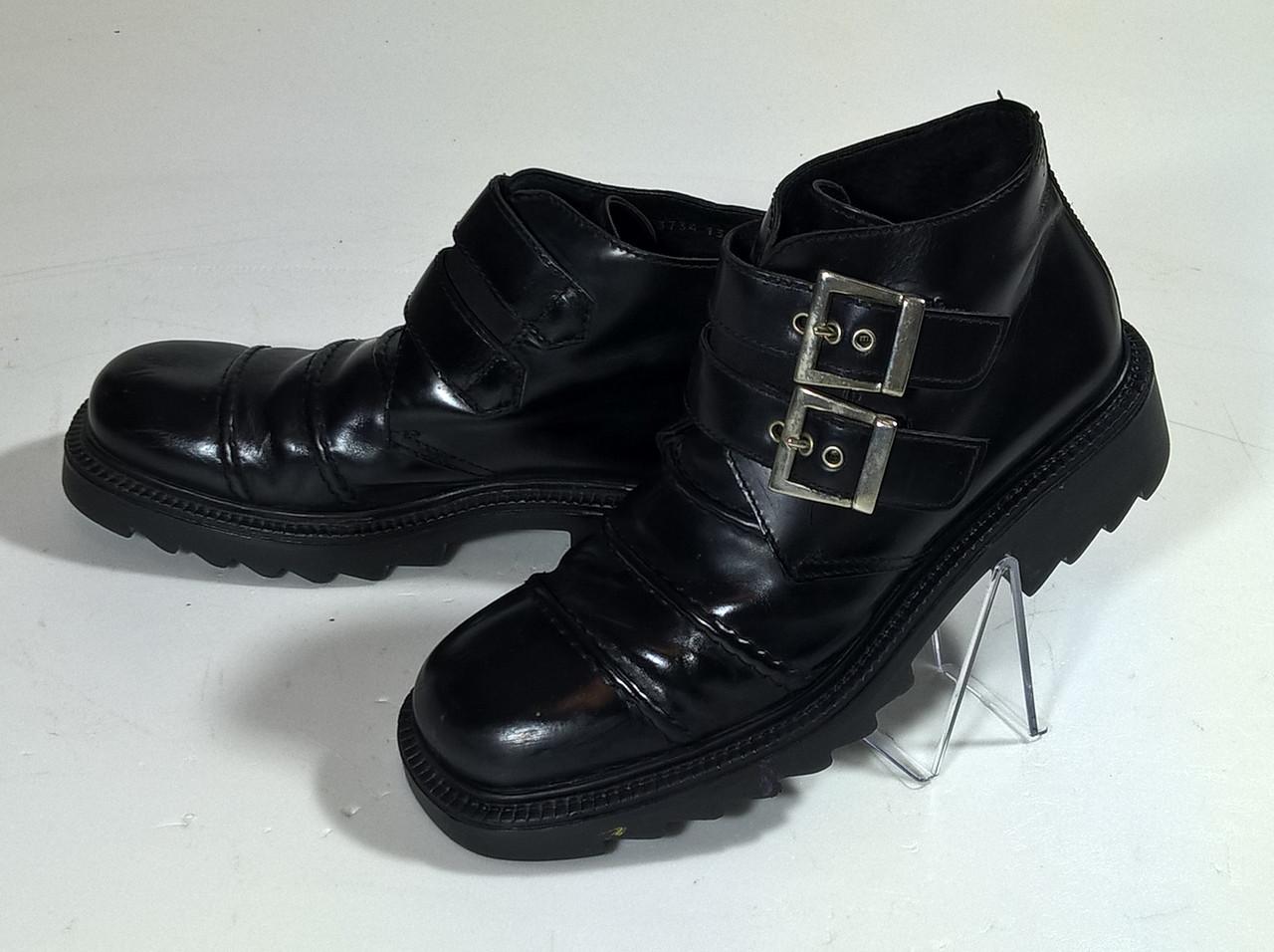 Ботинки мужские 41 размер VERA GOMMA(ITALY)