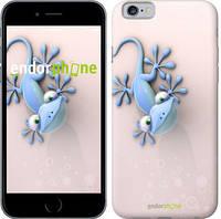 "Чехол на iPhone 6s Гекончик ""1094c-90-571"""