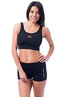 Спортивный Топ без пуш-ап SW (универсальный размер (42, 44, 46 ,48) топик для спорта и фитнеса из бифлекса