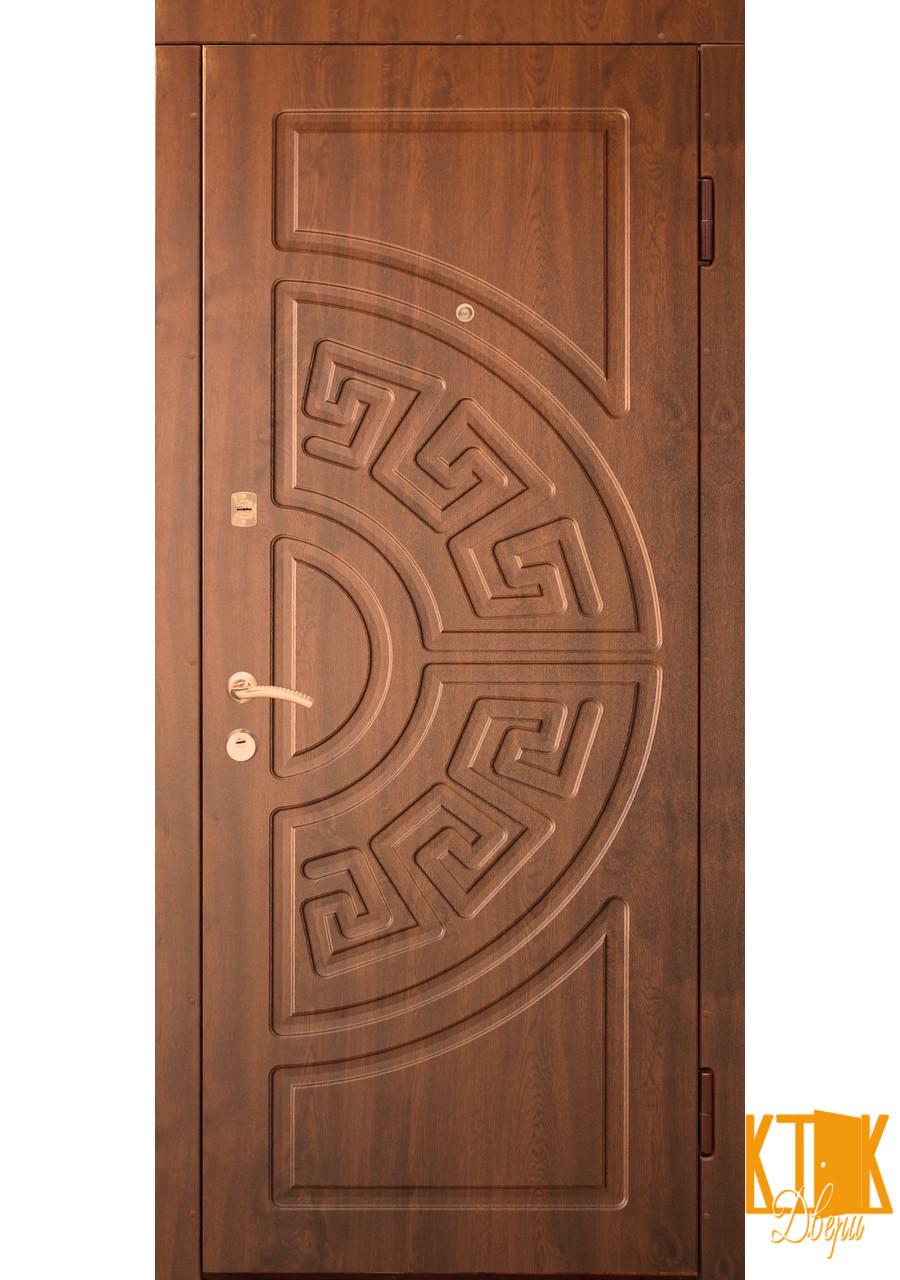 """Входная дверь серии Комфорт 1200 """"Греция 1"""""""