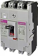 Автоматический выключатель EB2S 160/3LF  16А 3P (16kA фикс.настр.)