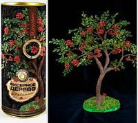 """Бісерне дерево """"Горобина"""""""
