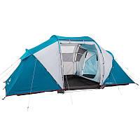 Палатка семейная, кемпинговая, намет кемпінговий Quechua Arpenaz Family 4.2