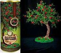 Бісерне дерево:БД-04 Яблуня