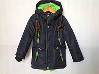 Демисезонная куртка для мальчика 3-7 лет  Розница +100гр, фото 1